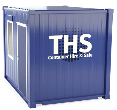 10 Foot Office Container