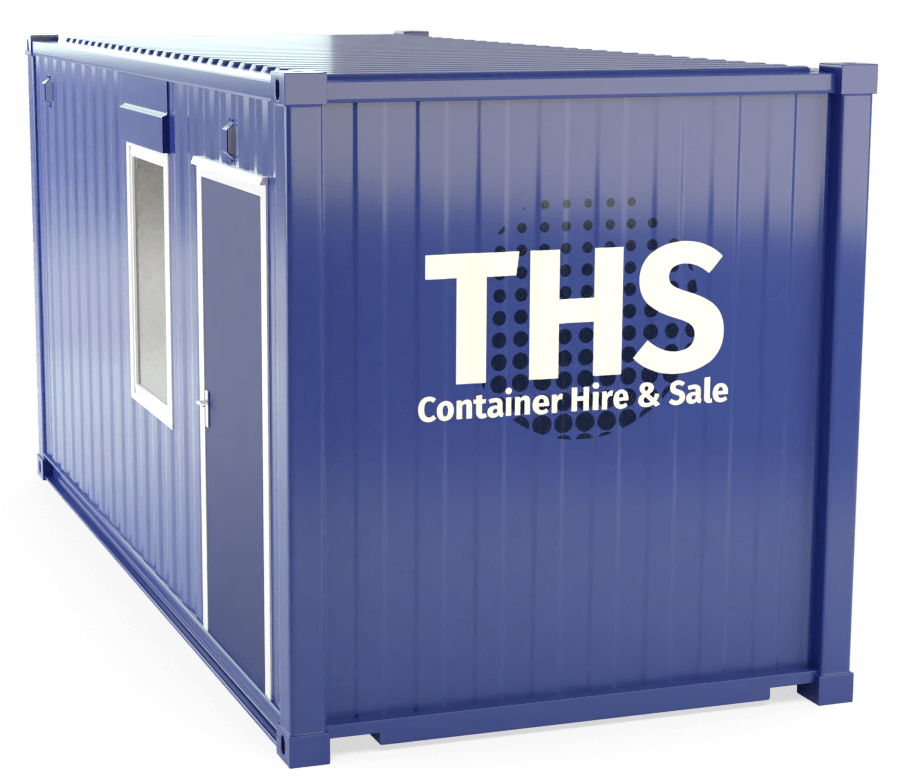 16 Foot Office Container