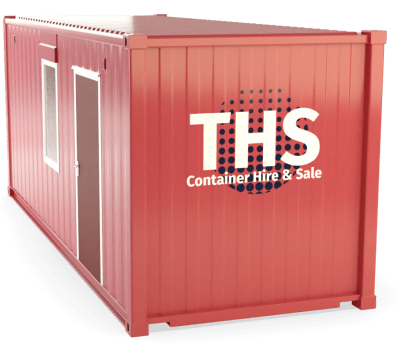 21 Foot Canteen Container