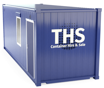 21 Foot Office Container